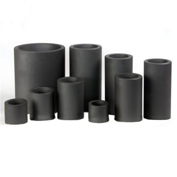 cylindrical crucibles